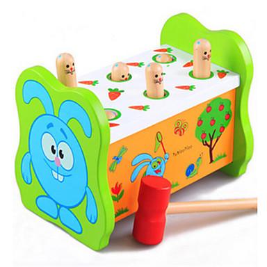 유아 어린이의 교육 햄스터 타악기 fruitworm 큰 나무 장난감