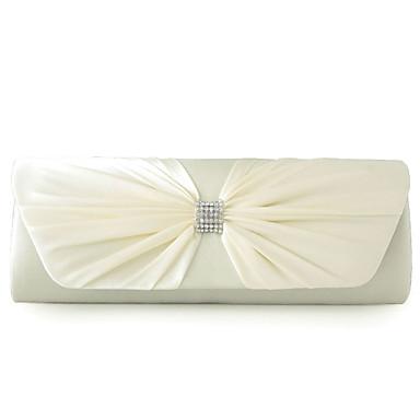 Damen Taschen Satin Abendtasche Schleife für Hochzeit Veranstaltung / Fest Normal Ganzjährig Beige