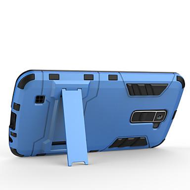Etui Til LG Etui til LG Støtsikker / med stativ Bakdeksel Rustning Hard PC til