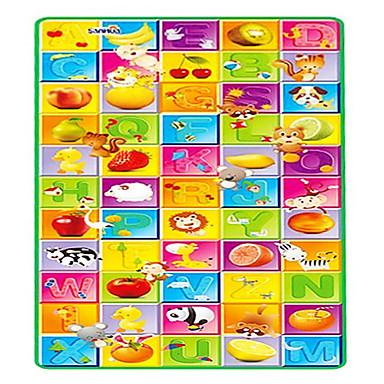3 퍼즐 장난감 위의 아이들을위한 들어온다 카펫 플라스틱