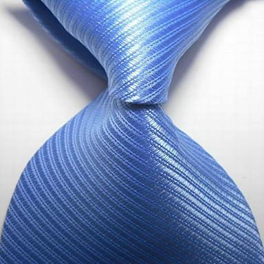 Casacos de festa para homem / casamento de noite jacquard listrado gravata de gravata