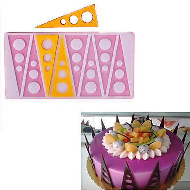 Uređenje alata Pita Cupcake Torta/kolači Silikon Eco-friendly Uradi sam Visoka kvaliteta