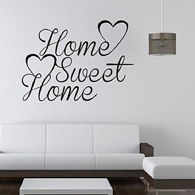 Tiere / Cartoon Design / Romantik / Stillleben / Mode / Feiertage / Formen / Retro / Freizeit / Personen / Fantasie Wand-Sticker3D Wand