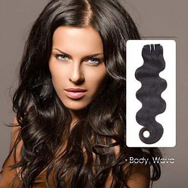 neitsi® 100% aitoa remy hiuksista kehon aaltoileva neitsyt hiusten pidennykset