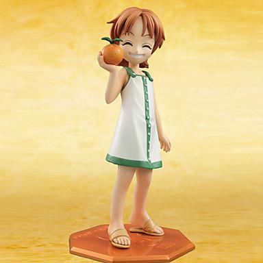 Anime Action Figurer Inspirert av One Piece Cosplay PVC 11 CM Modell Leker Dukke