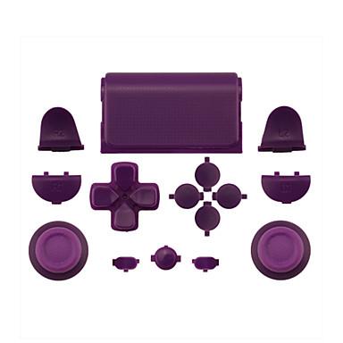 Peças de reposição de controlador de jogo Para PS4 ,  Peças de reposição de controlador de jogo ABS 1 pcs unidade