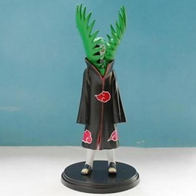נתוני פעילות אנימה קיבל השראה מ Naruto קוספליי PVC 15 CM צעצועי דגם בובת צעצוע