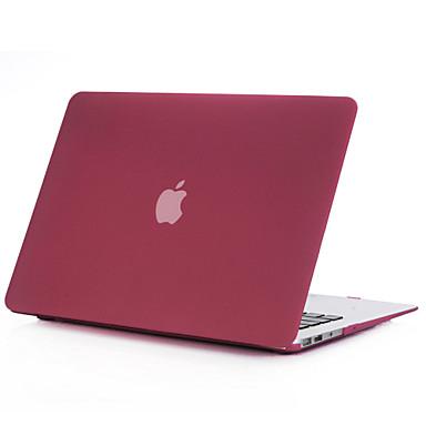 MacBook נרתיק אחיד ABS ל מקבוק אייר11אינץ' / מקבוק פרו15אינץ'עם תצוגת רטינה / מקבוק פרו13אינץ'עם תצוגת רטינה