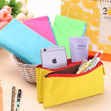 Penaalit-Textile-Cute / Liiketoiminta / Monitoimilaitteet-Vihreä / Sininen / Keltainen-