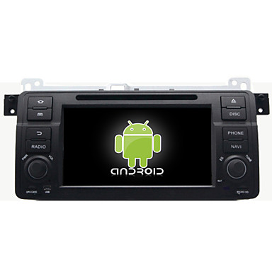 Buy Android 4.4.4 Car DVD Player GPS BMW E46 Quad-Core Contex A9 1.6GHz,Radio,RDS,BT,SWC,Wifi,3G
