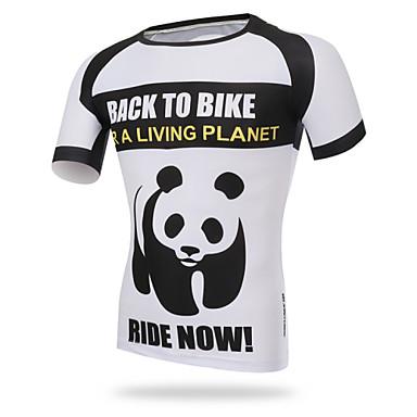 XINTOWN Camisa para Ciclismo Homens Manga Curta Moto Camisa/Roupas Para Esporte Camiseta Blusas Secagem Rápida Resistente Raios
