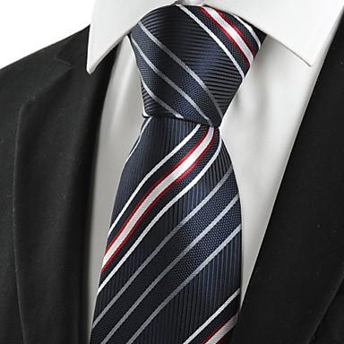 Solmio-Polyesteri,Yhtenäinen / Raidallinen,Sininen / Punainen
