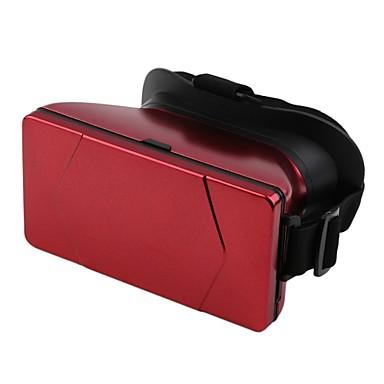 3D 안경 플라스틱 투명 VR 가상 현실 안경 직사각형