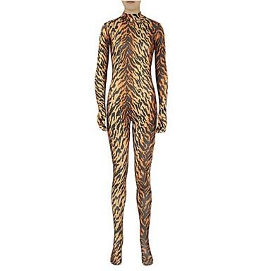 חליפות Zenta רובין הוד Ninja Zentai תחפושות קוספליי חום אחיד / סרבל תינוקותבגד גוף חליפת חתול Zentai ספנדקס לייקרה בגדי ריקוד גברים בגדי