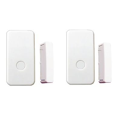 2 kom / puno bežični prozor senzora vrata magnetski kontakt Detektor 433MHz raditi samo sa alarmnim sustavom dobavljača 15338