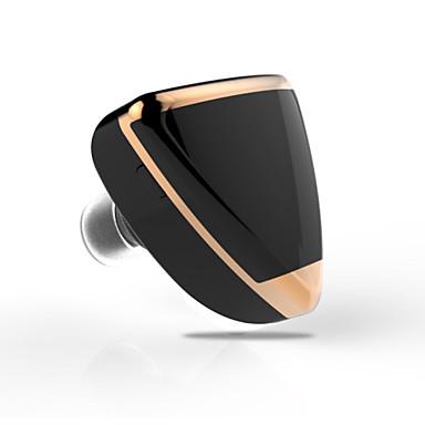mini-cancelamento de ruído inteligente de controle de som sem fio de voz 4.0 Bluetooth Headset fone de ouvido com microfone para Samsung