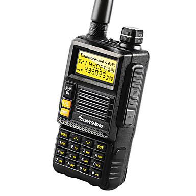 Portable AnalogiqueRadio FM Alarme d'urgence Logiciel PC Programmable Fonction de Conservation d'Energie Invite Vocale VOX latar Encodage