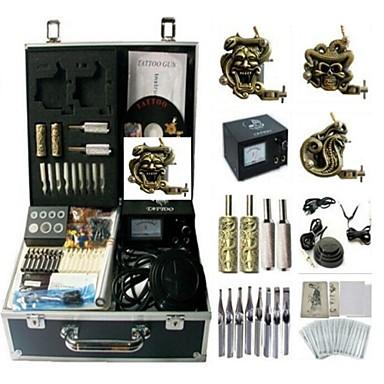 baekey tattoo kit k0163 3 maskin med makt upply grep rengjøring bruh nål