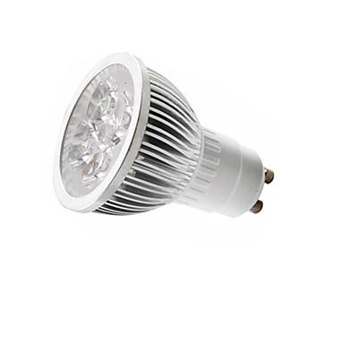 3.5W 3000/6500lm E14 / GU10 / GU5.3(MR16) LED Spotlight MR16 5 LED Beads High Power LED Warm White / Cold White 85-265V