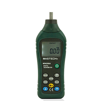 mastech ירוק ms6208a עבור מכשיר תדר פלאש טכומטר