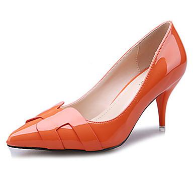 Piikkikorko-Naiset-Fleece-Musta Oranssi Punainen Vihreä Pinkki-Rento