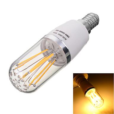 E14 LED Glühlampen T 6 LEDs COB Dekorativ Warmes Weiß Kühles Weiß 2800/6500lm 2800/6500kK AC 85-265V