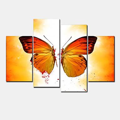Moderni Canvas Tulosta 4 paneeli Valmis Hang,Horizontal