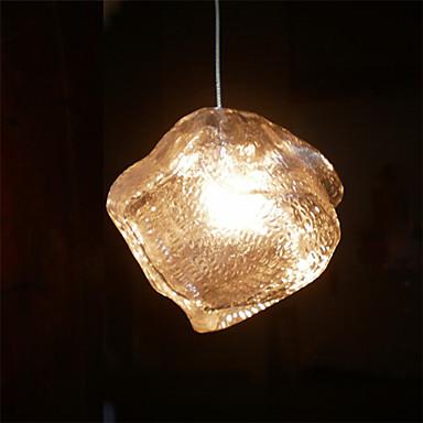 מנורות תלויות ,  מודרני / חדיש Electroplated מאפיין for קריסטל LED סגנון קטן מתכתחדר שינה חדר אוכל מטבח חדר עבודה / משרד חדר ילדים כניסה