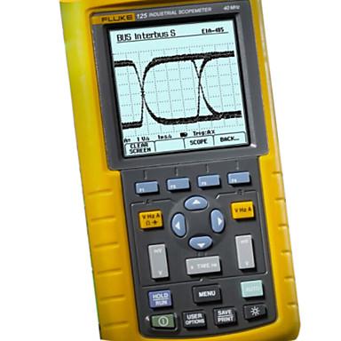 Fluke Fluke 124 gult for stasjonære oscilloskop