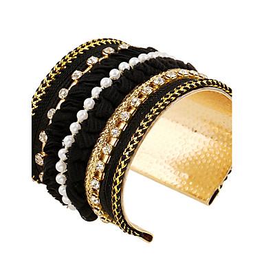 Armbänder(Legierung / Strass / Kunst-Perlen / Harz / AndereVintage / Niedlich / Party / Büro / Freizeit
