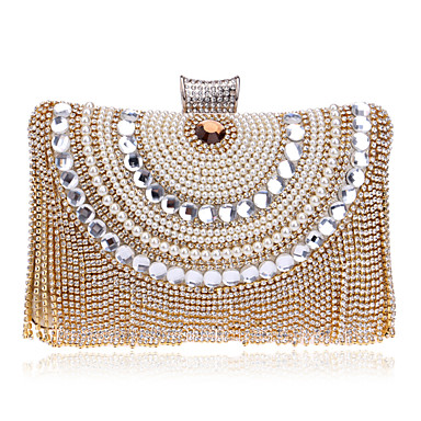 Damen Taschen Polyester Unterarmtasche Abendtasche Kosmetik Tasche für Hochzeit Veranstaltung / Fest Formal Büro & Karriere Winter