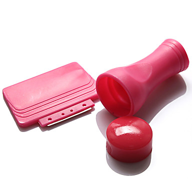 Ingegnoso 1 Pcs Piastra Di Stampaggio Manicure Manicure Pedicure Quotidiano Astratto - Di Tendenza - Plastica - Piastra Stampaggio #04950382 Prestazioni Affidabili