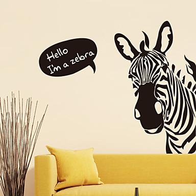 Tiere Mode Wand-Sticker Flugzeug-Wand Sticker Dekorative Wand Sticker Stoff Abziehbar Haus Dekoration Wandtattoo