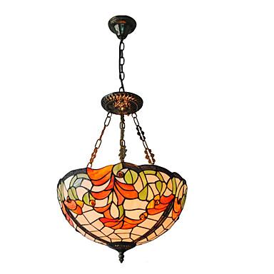 Pendelleuchten ,  Tiffany Andere Eigenschaft for Ministil MetallWohnzimmer Schlafzimmer Esszimmer Küche Studierzimmer/Büro Kinderzimmer