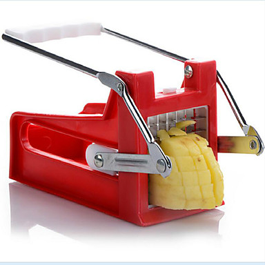 1 kpl Cutter & Slicer For hedelmien / vihannesten Ruostumaton teräs Korkealaatuinen / Creative Kitchen Gadget