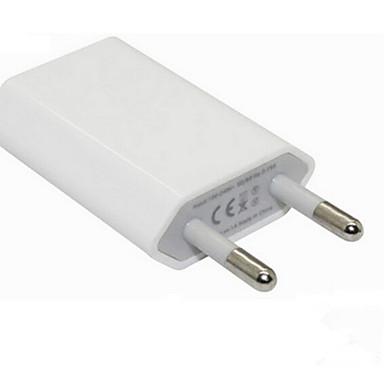 Evrensel ab iphone6s / iphone6 ve diğerleri (çeşitli renklerde) için usb güç ev duvar şarj adaptörü takın