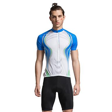 TASDAN Homens Manga Curta Camisa com Shorts para Ciclismo Moto Shorts Camisa/Roupas Para Esporte Conjuntos de Roupas, Secagem Rápida,