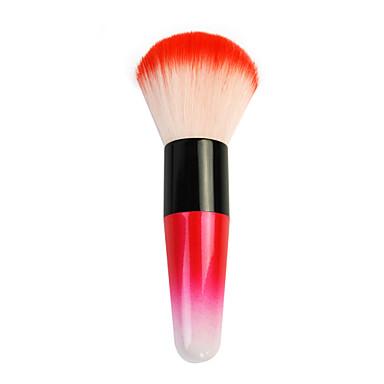 1 Pirosító ecset Szintetikus hajszál szintetikus Műanyag Arc Mások