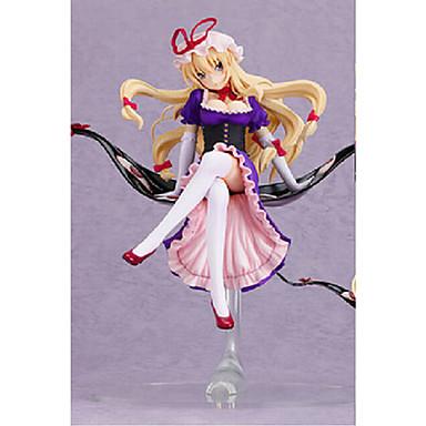Anime Action-Figuren Inspiriert von Touhou Projekt Cosplay PVC 20cm CM Modell Spielzeug Puppe Spielzeug