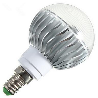 E14 B22 E26/E27 LED Kugelbirnen G60 1 Leds Hochleistungs - LED Abblendbar Ferngesteuert RGB 540lm 2800-6500K AC 85-265V