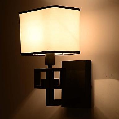 Moderno / Contemporâneo Luminárias de parede Para Metal Luz de parede 110-120V 220-240V 40W