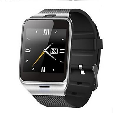 Pierwszy inteligentny zegarek Bluetooth NFC SmartWatch kamera gsm gv18 karty sim dla iOS i Android telefon