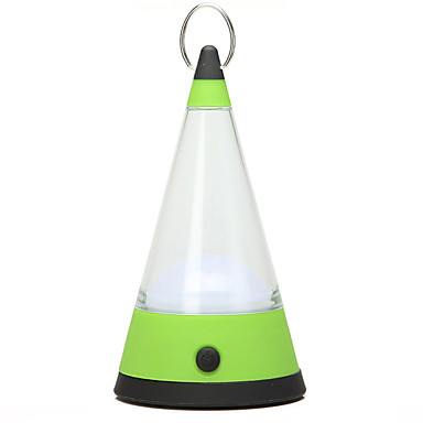 3 Lanterner & Telt Lamper LED 200 lm 3 Modus LED Nødsituasjon Camping/Vandring/Grotte Udforskning Dagligdags Brug Arbeide Lilla Gul Grønn