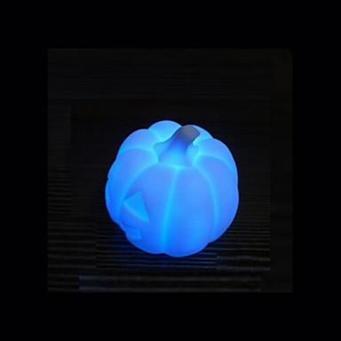 luova väriä vaihtava värikäs kurpitsa johti yövalo halloween koristeet