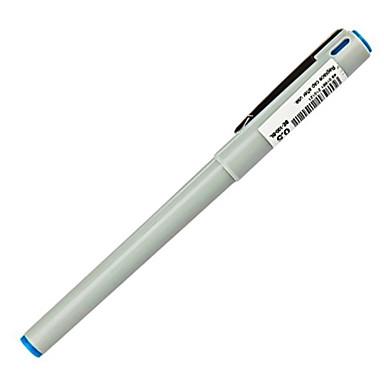 Kynä Kynä Gel Kynät Kynä,Muovi tynnyri Ink Colors For Koulutarvikkeet Toimistotarvikkeet Pakkaus
