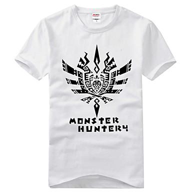 Inspirirana Cosplay Cosplay Anime Cosplay nošnje Cosplay majica Print Kratkih rukava T-majica Za Uniseks