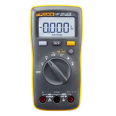 Fluke Fluke 107 gult for professinal digitale multi