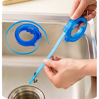 skalierbare Ablauf Haar sauber Werkzeug, um die Spüle reinigen Sie die Toilette Dredge Werkzeuge zu sammeln Haken