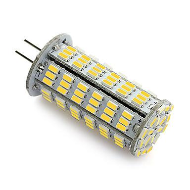 6W g4 LED-Leuchten Mais 126 smd 3014 500-540 lm warmweiß / kaltweiß DC12-24V 1 Stück t