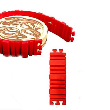 Backform Herz Für Süßigkeit Chocolate Obstkuchen Kuchen Silikon Umweltfreundlich Valentinstag Gute Qualität